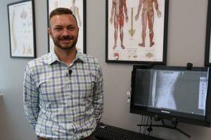 Dr. Calvin Weiss chiropractor